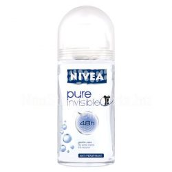 NIVEA ROLL 50ML PURE INVISIBLE
