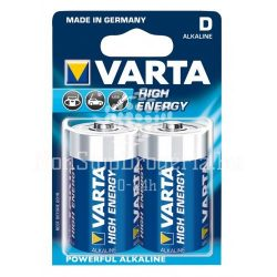 VARTA HIGH ENERGY LR20 2db