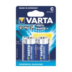 VARTA HIGH ENERGY LR14 2db