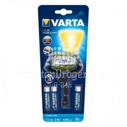 VARTA ELEMLÁMPA MILITARY LED HEAD 3AAA