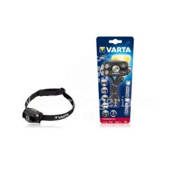 VARTA ELEMLÁMPA 1W LED SPORTS HEAD LIGHT 2AAA
