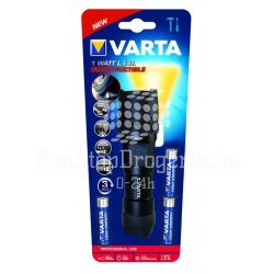 VARTA INDESTRUCTIBLE 1W LED 3AAA