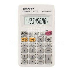 Számológép Sharp EL-233S zsebszámoló