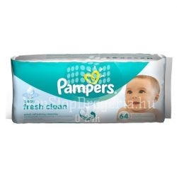 PAMPERS TÖRLŐKENDŐ BABY FRESH 64DB