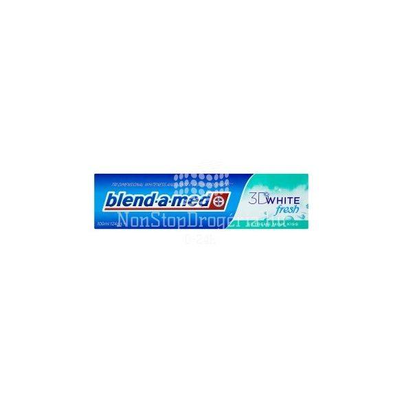 Blend-a-med 3D WHITE FRESH EXTREME