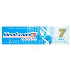 Blend-a-med COMPLET7 WHITE