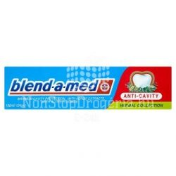 Blend-a-med ANTI-CAVITY HERBAL