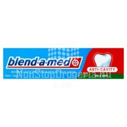 Blend-a-med ANTI-CAVITY MILD MINT