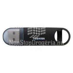 """USB drive TOSHIBA """"SUZAKU"""" USB 3.0 64GB fekete"""