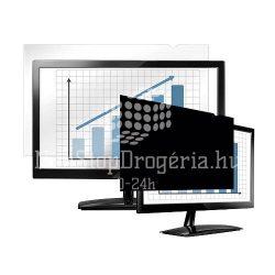 """Monitorszűrő betekintésvédelmi Fellowes PrivaScreen™, 518x324 mm, 23"""", 16:9"""