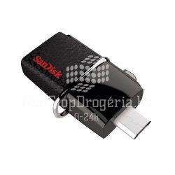 USB drive SANDISK CRUZER DUAL DRIVE 3.0 64GB