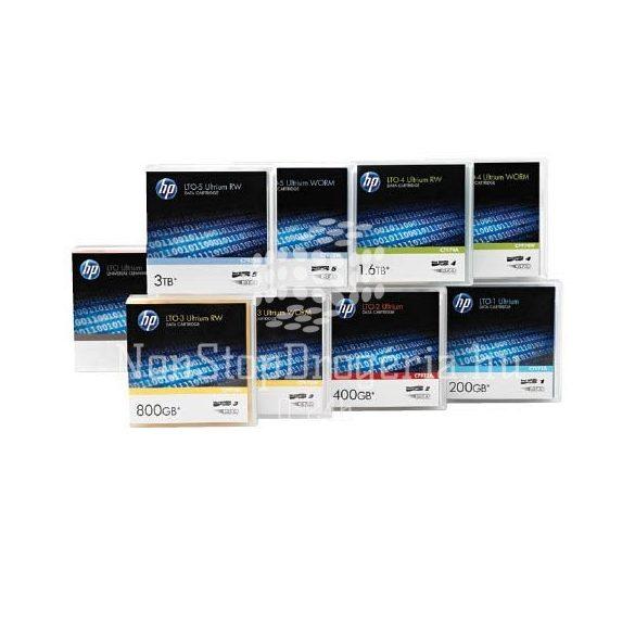 Adatkazetta HP LTO4 Ultrium C7974A 1,6TB RW