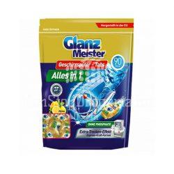 Glanz Meister citromos mosogatógép tabletta All in One 90 db