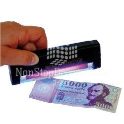 Kézi bankjegyvizsgáló lámpa DL-01