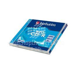 CD-R Verbatim 700MB 52x AZO 43327