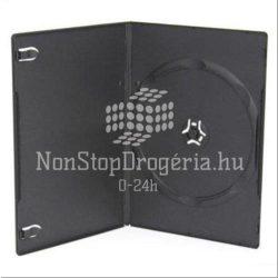 DVD tok 7 mm slim fekete