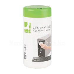 Tisztítókendő 100db-os antibakteriális KF04508