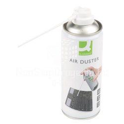 Nagynyomású tisztítószer 400ml Air-Duster HFC mentes Q-Connect KF04499