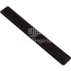 Csuklótámasz billentyűzethez géltöltésű Q-Connect fekete