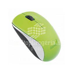 Egér optikai vezeték nélküli Genius Traveler NX-7000 USB zöld