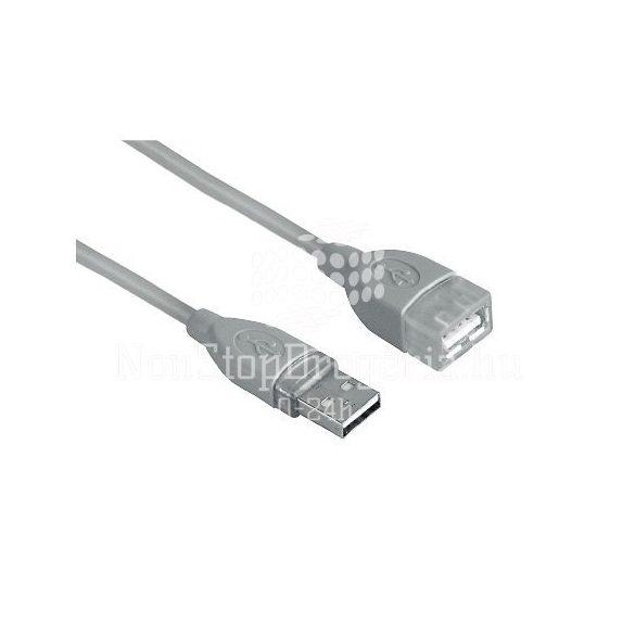 Kábel USB 1,8m A-A típus