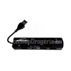 USB Elosztó-HUB Esperanza EA116 4 portos