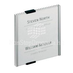 Információs tábla Durable 149x297 mm 4804