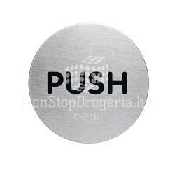 Piktogram Durable 65 mm Push 4900