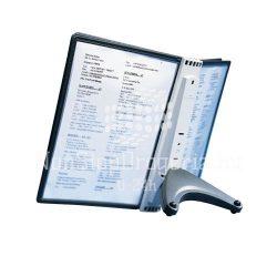 Bemutatótábla tartó asztali 5db-os Durable 5540