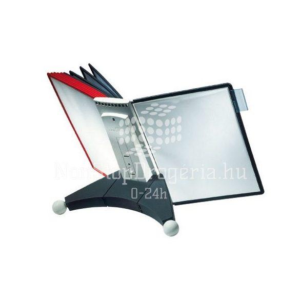 Bemutatótábla tartó asztali 10db-os Sherpa 5623