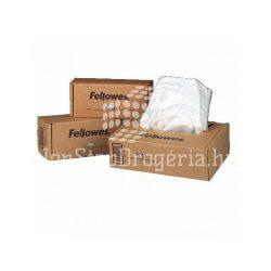 Hulladékgyűjtő zsák iratmegsemmisítőkhöz, 23-28 liter 100db/doboz