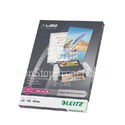 LEITZ Lamináló fólia A/3 UDT 125 mikron 74880000