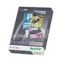 Lamináló fólia A/4 meleg UDT 250 mikron, 100db/cs 74840000