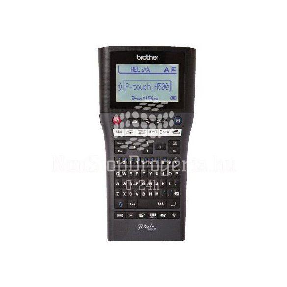 Feliratozógép Brother PT-H500