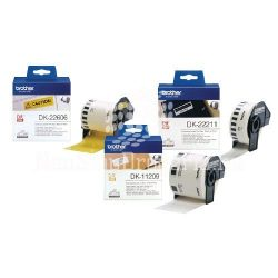 Cím etikett 62mmx15,24m Brother DK-22212 műanyag folyamatos