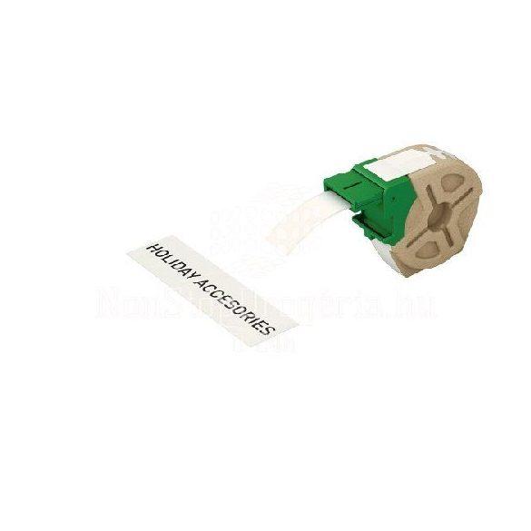 Címke etikett ICON, folyamatos, 25mm, öntapadós papír 70090001