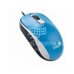 Egér optikai Genius DX-110 vezetékes USB kék