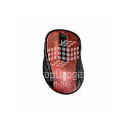 Egér vezeték nélküli, Rapoo M500 piros