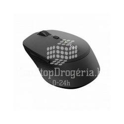 Egér vezeték nélküli, Rapoo M300 fekete