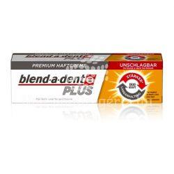 Blend-A-Dent műfogsorrögzítő 40 g DUO POWER