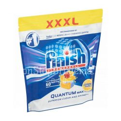 Finish Quantum MAX mosogatógép tabletta 60 db Regular