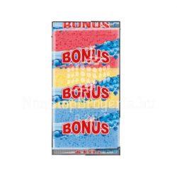 Bonus fürdőszivacs 3db-os