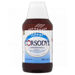 Corsodyl alkoholmentes szájvíz 300ml