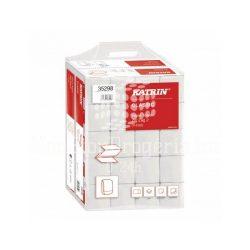 Kéztörlő Z hajtogatott 150lap 2rétegű 22,5x23cm recycled fehér Katrin Classic Handypack