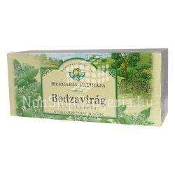 Herbária Bodzavirág filteres tea 25x1g