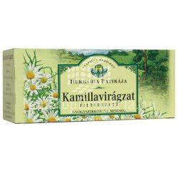 Herbária Kamillavirágzat filteres tea 25x1,2g