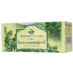 Herbária Borsosmentalevél filteres tea 25x1,5g
