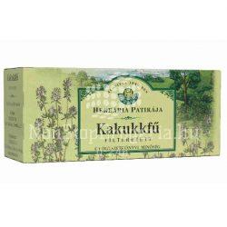 Herbária Kerti kakukkfű filteres tea 25x1g