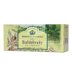Herbária Babhüvely filteres tea 25x1g