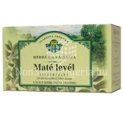 Herbária Maté levél borítékolt filteres tea 20x1,5g